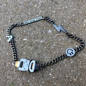Alyx Hero Chain Necklace OS